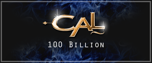 Cal - 100 Billion